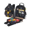ECP135 20 Pocket Charging Tool Backpack 10000 mAh Included