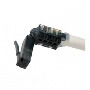 Platinum 106220 CAT6A Modular Flex Connector Tooless Installation