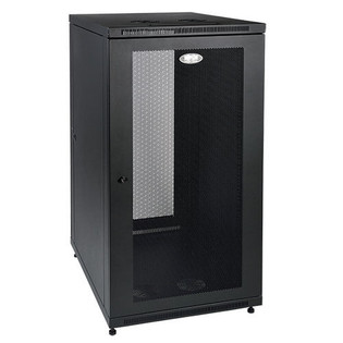 Tripplite SR24UB 24U Rack Cabinet on Casters Server Enclosure