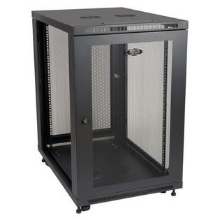 Tripplite SR18UB 18U Rack Cabinet on Casters Server Enclosure