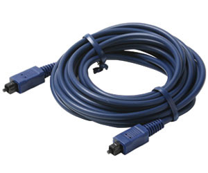 3' Toslink Digital Optical Digital Patch Cord