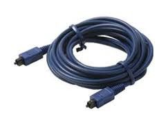 6' Toslink Digital Optical Digital Patch Cord