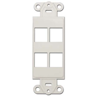 4 Cavity Decora Keystone Insert