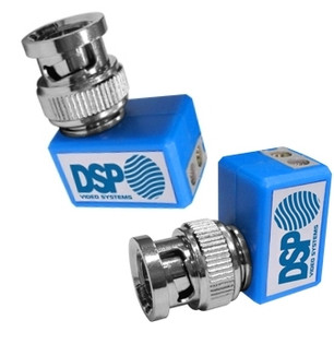 CCTV UTP Category 5 to BNC Right Angle Balun