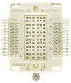 512 12 Pair protector block 66 termination in / out