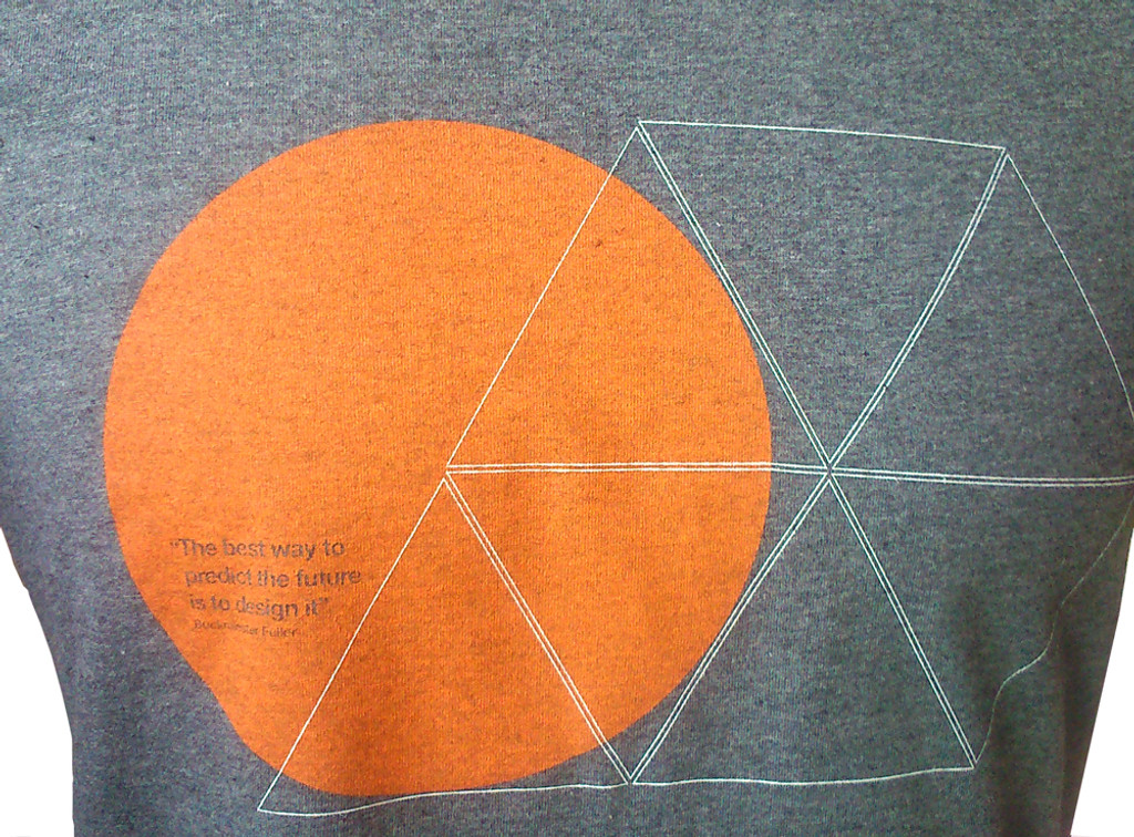 buckminster fuller quote t shirt