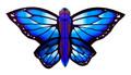 New Tech kites - Karner Butterfly (Dye-Sub)