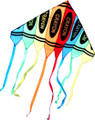 New Tech kites - Crayon Delta 54""
