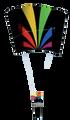 Skydog Kites - Rainbow Lifter Sled 17