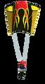 Skydog Kites - Flames Lifter Sled 17