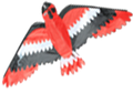 """Skydog Kites - 66"""" Pirate Parrot"""