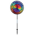 In the Breeze - Rainbow Triple Wheel Spinner