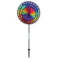 In the Breeze - Rainbow Triple Wheel Spinner