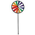 "In the Breeze - Single Wheel Spinner ""Rainbow"""