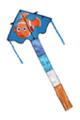 """Skydog Kites - 33""""  """"Clown Fish"""" Best flier"""