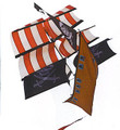 HQ Kites - Blackbeard's Ship kite