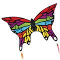 "Skydog Kites - Rainbow Butterfly 47"""