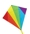 "Skydog Kites-32"" Rainbow Diamond"