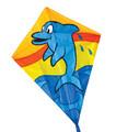"Skydog Kites-26"" Dolphin Diamond"