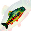 New Tech Kites - Speckled Bass windsock