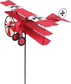 """HQ Kites - Red Baron Triplane """"Garden Spinner"""""""