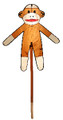 "Skydog Kites - Critter Kites ""Monkey"""