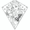 "XKites - Color me Kite ""Barbie"""