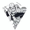 "XKites - Color me Kite ""Spider-Man™"""
