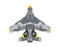 "WindnSun - Microkite Jet ""F-18 Hornet"""