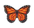 """WindnSun - Microkite Butterfly """"Monarch"""""""