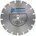 26 x 155 Diamond Vantage Pro Blade Green Concrete Supreme Grade Saw Road Street