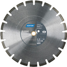20 x 125 Norton Classic Cured Concrete Diamond Blade Medium Aggregates Small Seeds