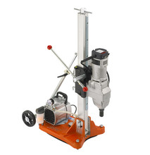 Norton Clipper DR620C Core Drill Rig with Pivoting Base 25 amp Cardi Motor (70184600926) Small Seeds