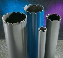 "24"" Diamond Vantage Professional Diamond Core Bit for Concrete with Medium Rebar Small Seeds"