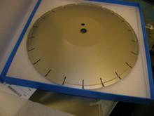 Small Seeds Vantage Diamond Blade Dish Convex Looping Circle