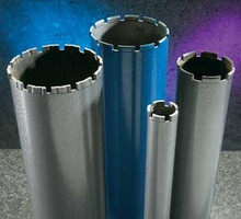 "30"" Diamond Vantage Professional Diamond Core Bit for Concrete with Medium Rebar Small Seeds"
