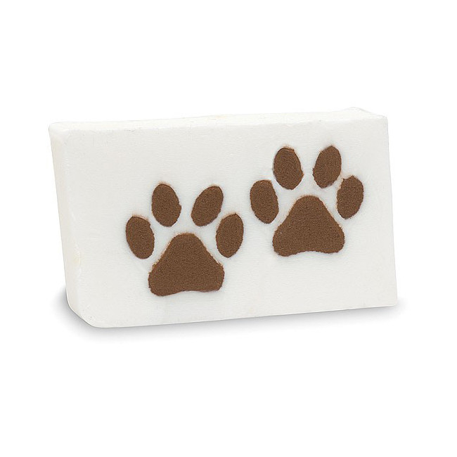 Primal Elements Bar Soap Paw Prints