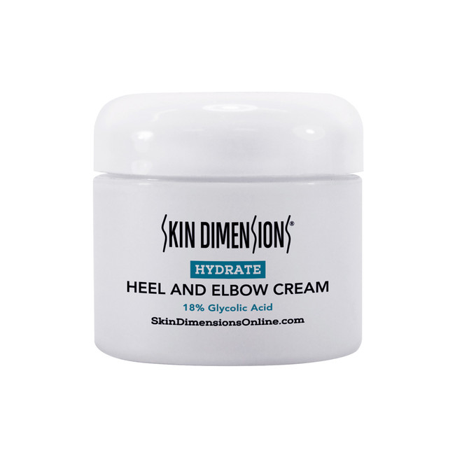 Skin Dimensions Heel and Elbow Cream 18%
