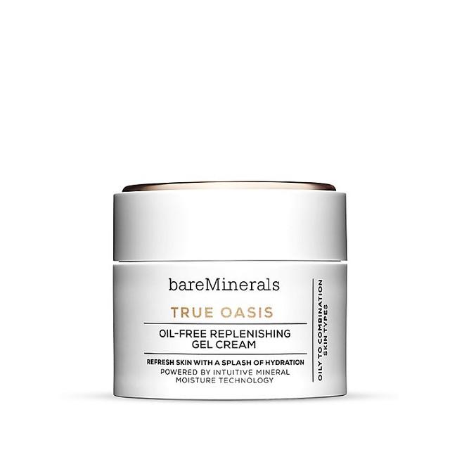 bareMinerals True Oasis Oil Free replenishing Gel Cream