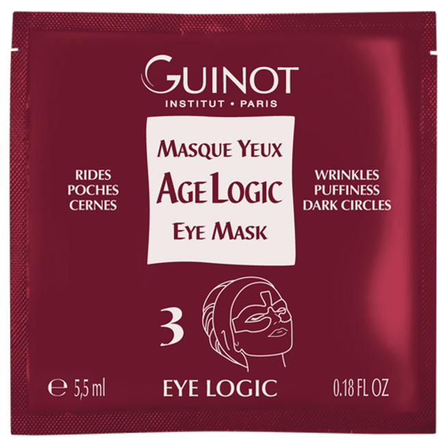 Guinot Age Logic Yeux/Eye Mask Packet