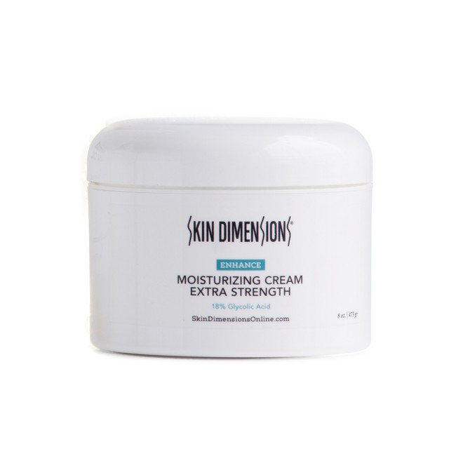 Skin Dimensions Moisturizing Skin Cream Extra Strength