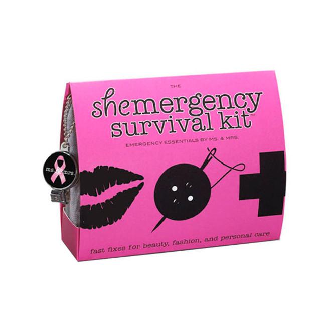 Shemergency Survival Kit