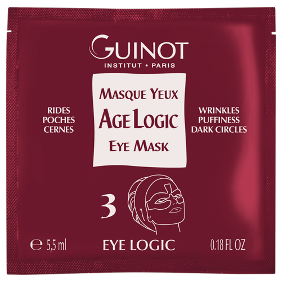 Guinot Age Logic Yeux/Eye Mask Packet
