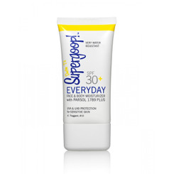 FREE Everyday SPF 30+ Moisturizer with any purchase of 2 Supergoop! products or more
