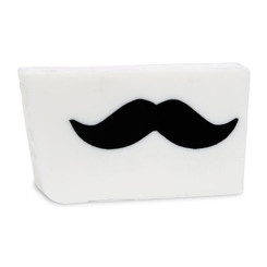 Primal Elements Bar Soap Mustache