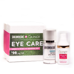 Skin Dimensions & Guinot Dawn To Dusk Eye Renewal Kit