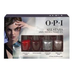 OPI Mini All Stars 2015 4-Pack