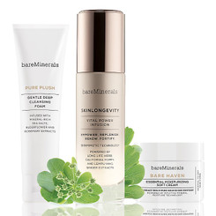 bareMinerals Skinsorials Purify. Empower. Moisturize. Beauty Ritual Kit