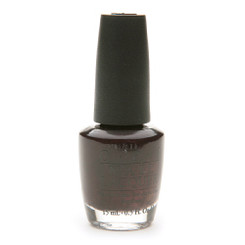 OPI Nail Polish Black Cherry Chutney