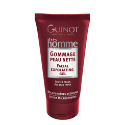 Guinot Gommage Peau Nette Men's Facial Exfoliating Gel